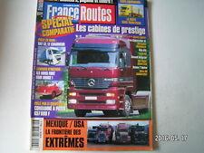 **a France Routes n°229 MAN TG-A 410 LX / Daf 85 CF 380 / Evasion Mexique