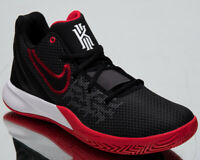 Nike Kyrie Flytrap II Men's New Black White Red Basketball Sneakers AO4436-016
