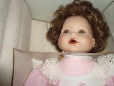 "Beautiful 24""""Jessica"" Toddler - Marie Osmond Doll Boxed #783/2500  COA Bracelet"
