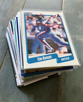 Montreal Expos 74 Card Lot - 69 Base + 5 Inserts; '87- 2005; 2 inserts #/100