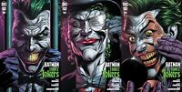Batman Three Jokers #2 Premium Variant Set of 3