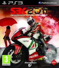 SBK 2011 sur PS3