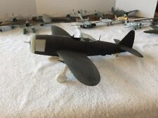 WWII 1/32 Scale P-47 Thunderbolt Will Need Parts And Finishing