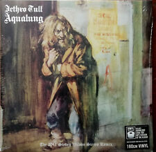 Jethro Tull Aqualung Steve Wilson Mix Ltd Edition 180g Green Vinyl AQUA 1 – New