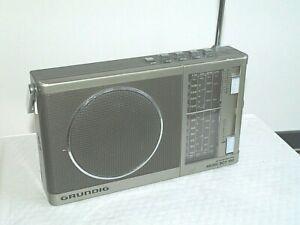 GRUNDIG BOY 160 AM/FM RADIO