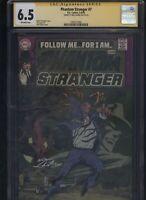 Phantom Stranger #7 CGC 6.5 SS Neal Adams 1970 signed
