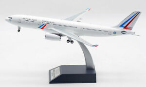 1:200 InFlight French Air Force AIRBUS A330-200 Aircraft Diecast Airplane Model