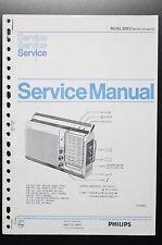 PHILIPS 90 AL 600 Original Service-Manual/Anleitung/Schaltplan! o34