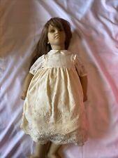 Annette Himstedt 26� Paula Girl Barefoot Doll, Vinyl Puppen Kinder -