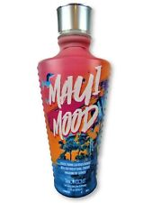 Maui Mood Ed Hardy Tanovations Tanning Bed Lotion 11oz Bottle