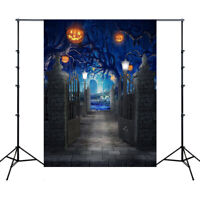 Halloween Party Studio Photography Background Photo Backdrop Cloth Wall Props