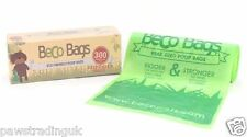 BECOTHINGS BECO POO BAG RANGE biodegradable eco-friendly dogs litter bags 300