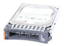 """IBM 146 GB 10k Dual Port 6g 2.5"""" SAS Hot Swap Disco Rigido 42d0633"""