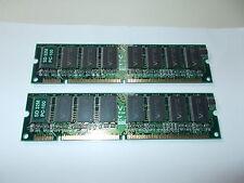 Sdram, 2 x 32 MB, PC-100, 168 Pin, #SU-22