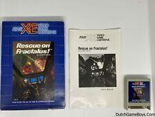 Atari XE - Rescue On Fractalus