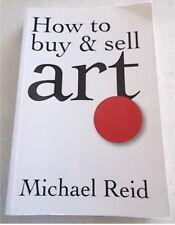 HOW TO BUY & SELL ART - Michael Reid - Australia Interest 2004  💥MAKE OFFER