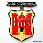 FGS Offenburg A1417-Old German Navy Bundesmarine Ship Tampion Plaque Badge Crest