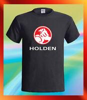 HOLDEN Logo Australian Car Automobile NEW Men's Black T-Shirt S M L XL 2XL 3XL