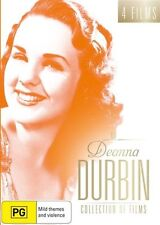The Deanna Durbin Collection of Films - Felix Jackson NEW R4 DVD