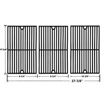 Cast Cooking Grid for Charmglow 810-8410-F,Brinkmann 810-9400-0,810-9520-S Model