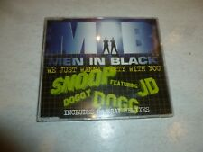 SNOOP DOGGY DOGG featuring JD - We Just Wanna Party With You - 1997 UK CD