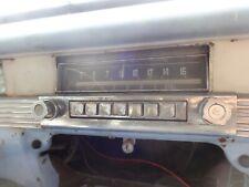 vintage 1953 1954 plymouth radio belvedere dodge mayfair mopar 1953 dodge truck