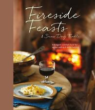 Fireside Feasts and Snow Day Treats: Indulgent comfort food recipes for winter e