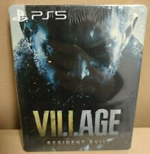 Resident Evil Village 8 - Steelbook - Custom - Neu/new - NO GAME