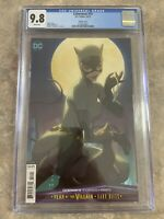 Catwoman #14 CGC 9.8 NM Artgerm Lau Cover DC Joker Batman
