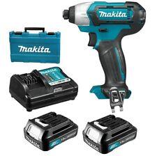 Makita 12V Max 1.5Ah Li-ion CXT Cordless Impact Driver Drill Combo Kit
