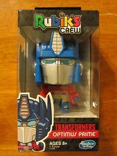Rubik's Crew Transfomers Optimus Prime