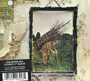 LED ZEPPELIN - IV - REMASTERED - MINI LP - CD