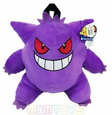 Pokemon Gengar  Plush Doll Backpack 14inch Costume Bag