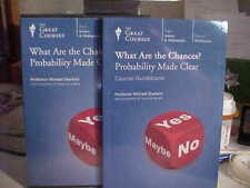 Great Courses What Are the Chances: Probability Made Clear VGC