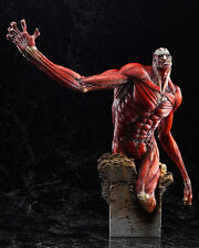 The Colossus Titan Attack on Takeya Unpainted Statue Figure Model Resin Kit RARE