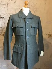 vintage ww2 army officers greatcoat overcoat size 38 reg