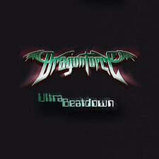 Dragonforce - Ultra Beatdown Ltd. CD & DVD 2008 Slipcase