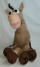 """Official Disney Store Exclusive Toy Story Large Bullseye 18"""" Plush Toy Horse"""
