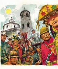 UN UOMO UN' AVVENTURA 2011  poster ALESSANDRINI mostra città castello manifesto
