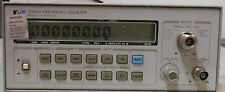 HP 5386A 3 GHz counter, option 004