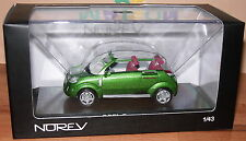 Opel Frogster Concept car Francfort 2001 1/43 Norev 360015 NEUF Boite