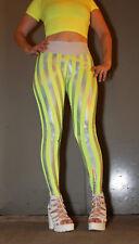Rar triallab Phantom venus sexy AAS hl2aw leggings amarillo/pintura plata-XXS