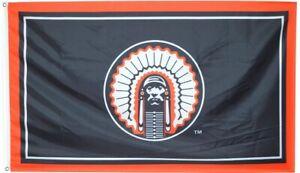 New Illinois Illini Chief Flag 3x5 Feet Flag Banner Chief Illiniwek