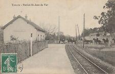 CPA Toulon/St-Jean du Var (83) Station