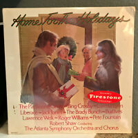 """HOME FOR THE HOLIDAYS - Firestone Compilation - 12"""" Vinyl Record LP - SEALED"""