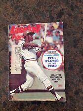 December 1973 Roberto Clemente Pittsburgh Pirates Baseball Digest Magazine Hof