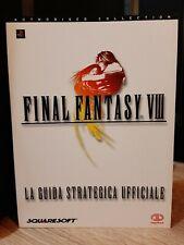 Final Fantasy VIII 8 Guida Strategica Ufficiale ITA Italian Piggyback Come Nuova