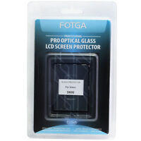 FOTGA PRO Optical Glass Rigid LCD Screen Protector For Nikon D600 DSLR Camera