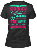 Soccer Mom You Couldnt Handle Me - This Run On Gildan Women's Tee T-Shirt