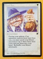 Vintage Magic | MTG Legends Land Tax, NM+ Condition, OLD SCHOOL!!!